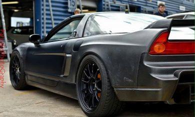 Black NSX