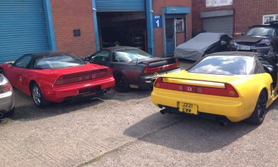 ALL NSX